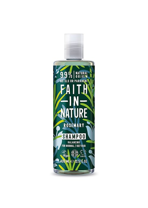 Faith In Nature Shampoo: Rosemary  400ml