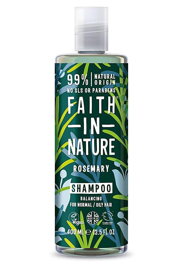 Shampoo: Rosemary  400ml