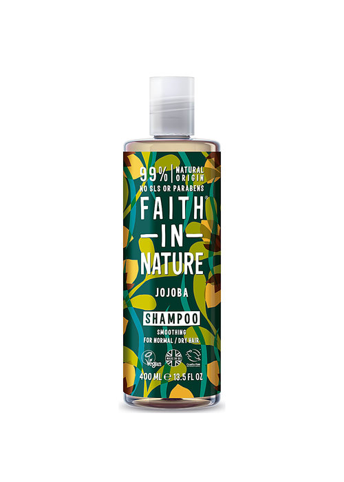Faith In Nature Shampoo: Jojoba  400ml