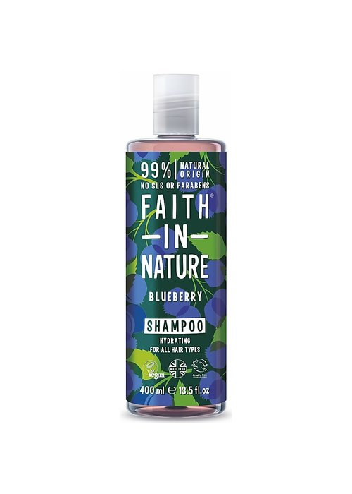 Faith In Nature Shampoo: Blueberry  400ml