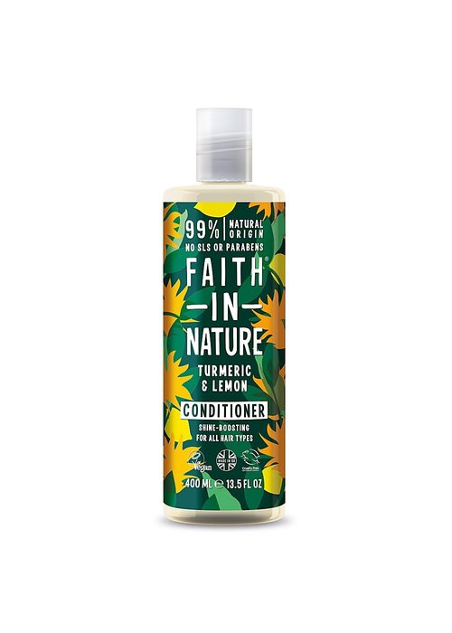 Faith In Nature Conditioner: Turmeric and Lemon 400ml