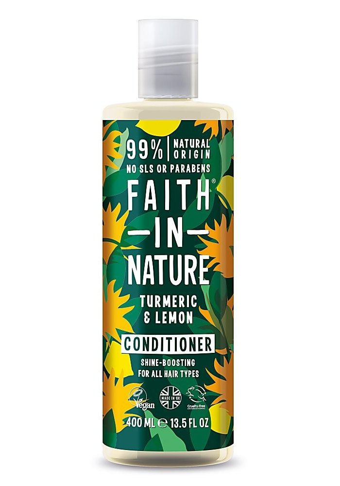 Conditioner: Turmeric and Lemon 400ml