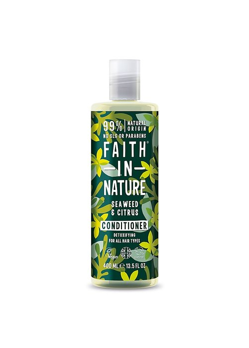 Faith In Nature Conditioner: Seaweed 400ml