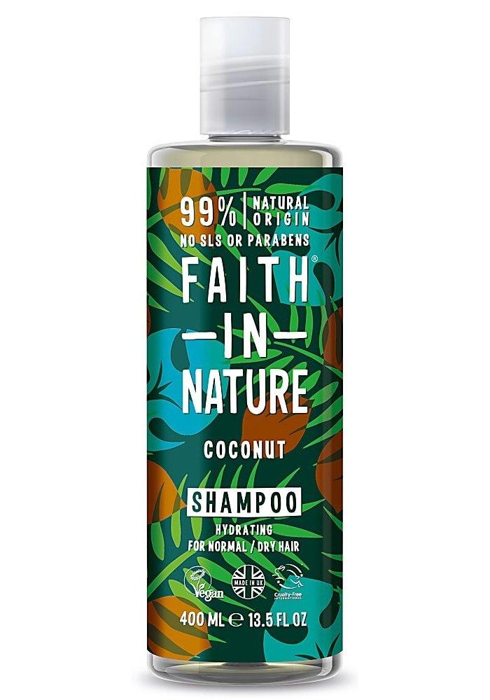 Shampoo: Coconut  400ml