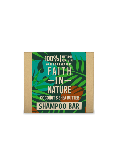 Faith In Nature Shampoo Bar:
