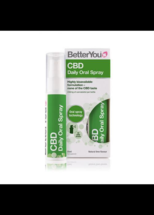 BetterYou CBD Daily Oral Spray