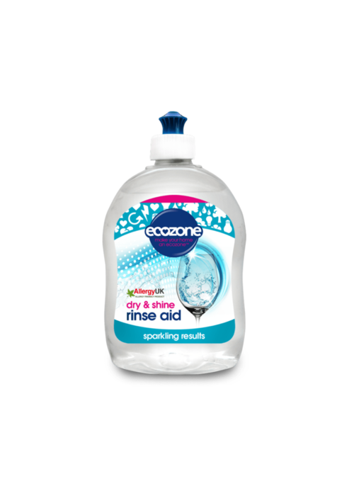 EcoZone Dishwasher Rinse Aid 500ml
