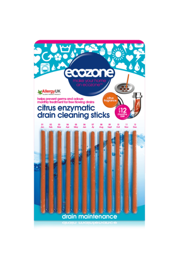 Drain Cleaner Sticks: