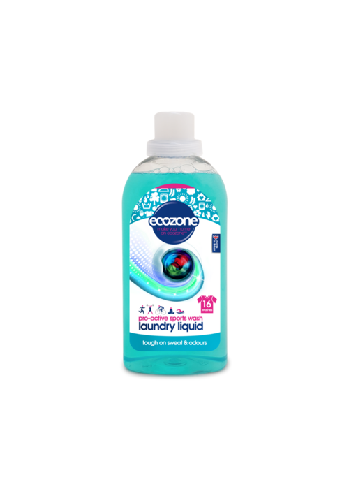 EcoZone Sports Laundry Liquid