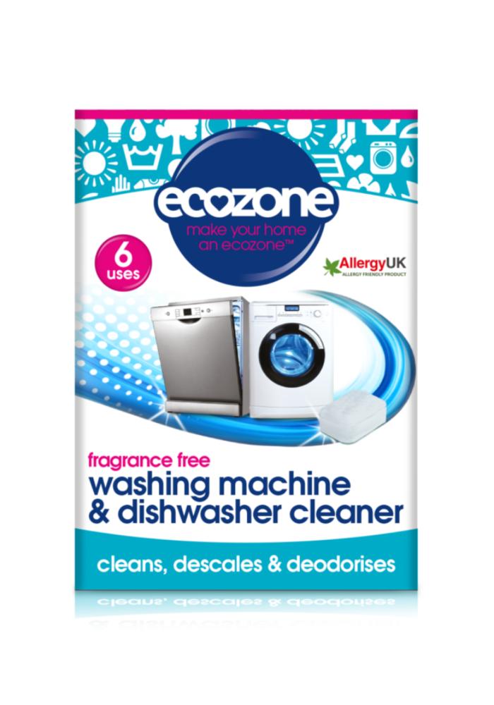 Washing Machine and Dishwasher Cleaner
