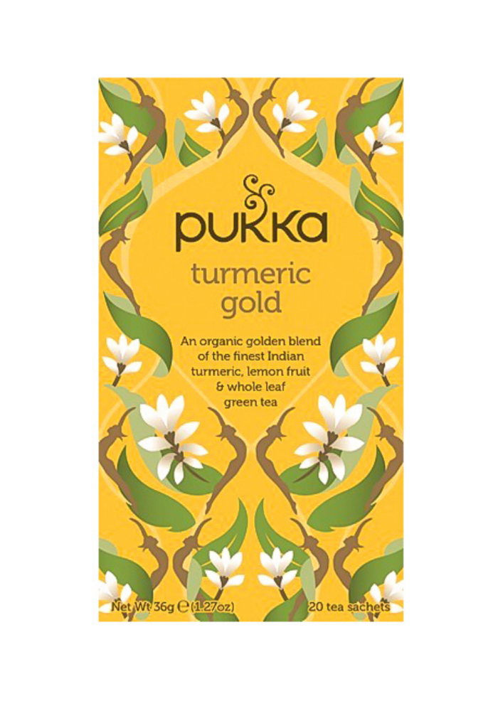 Organic Tea - Turmeric Gold