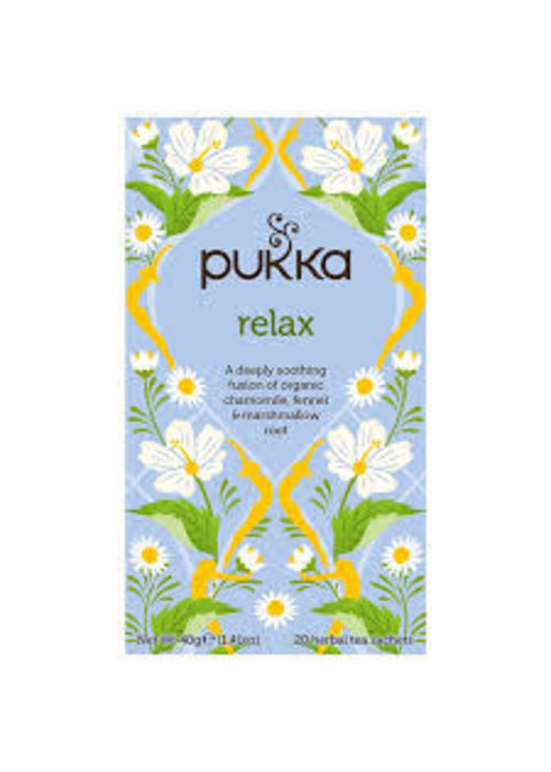 Pukka Organic Tea - Relax