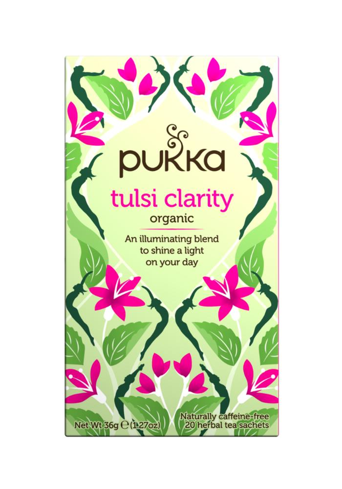 Organic Tea - Tulsi Clarity