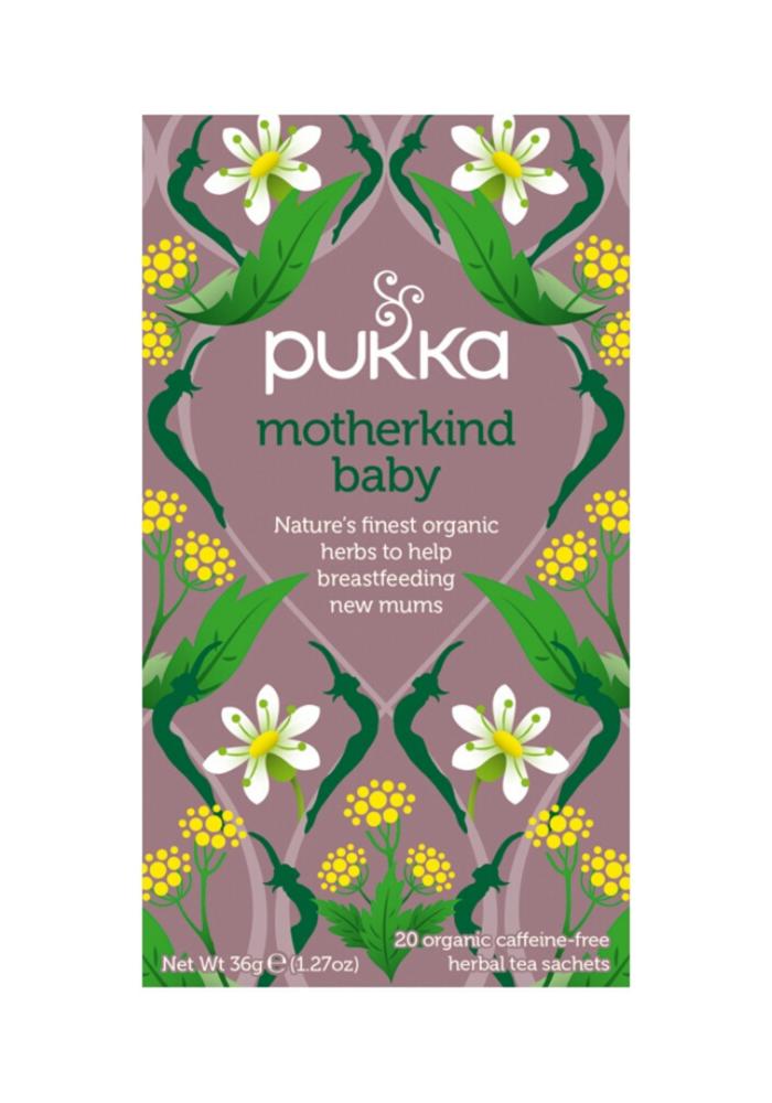 Organic Tea - Motherkind Baby