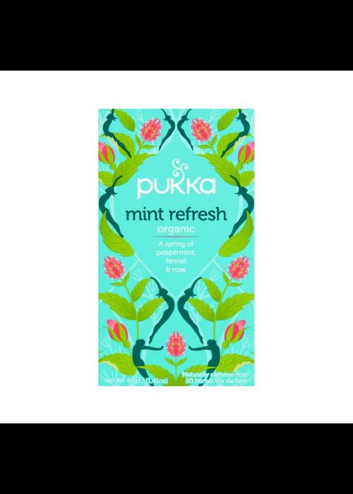 Pukka Organic Tea - Mint Refresh