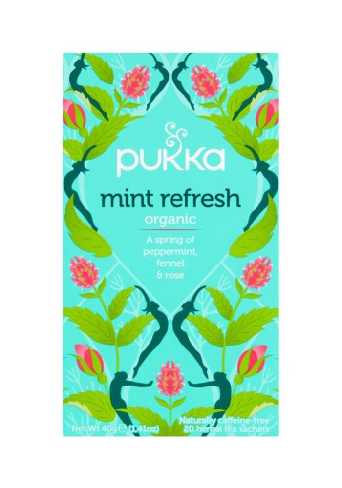 Organic Tea - Mint Refresh