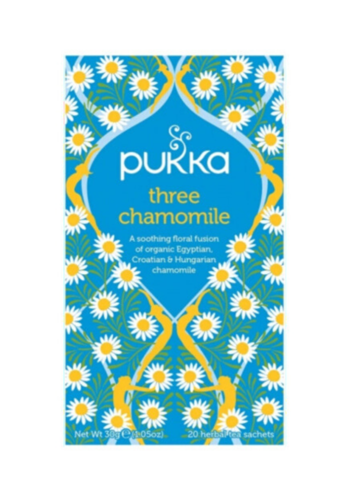 Organic Tea - Three Chamomile