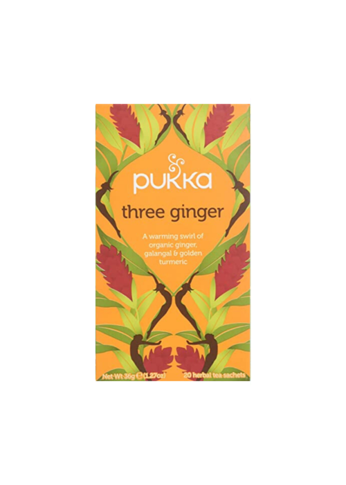 Pukka Organic Tea - Three Ginger