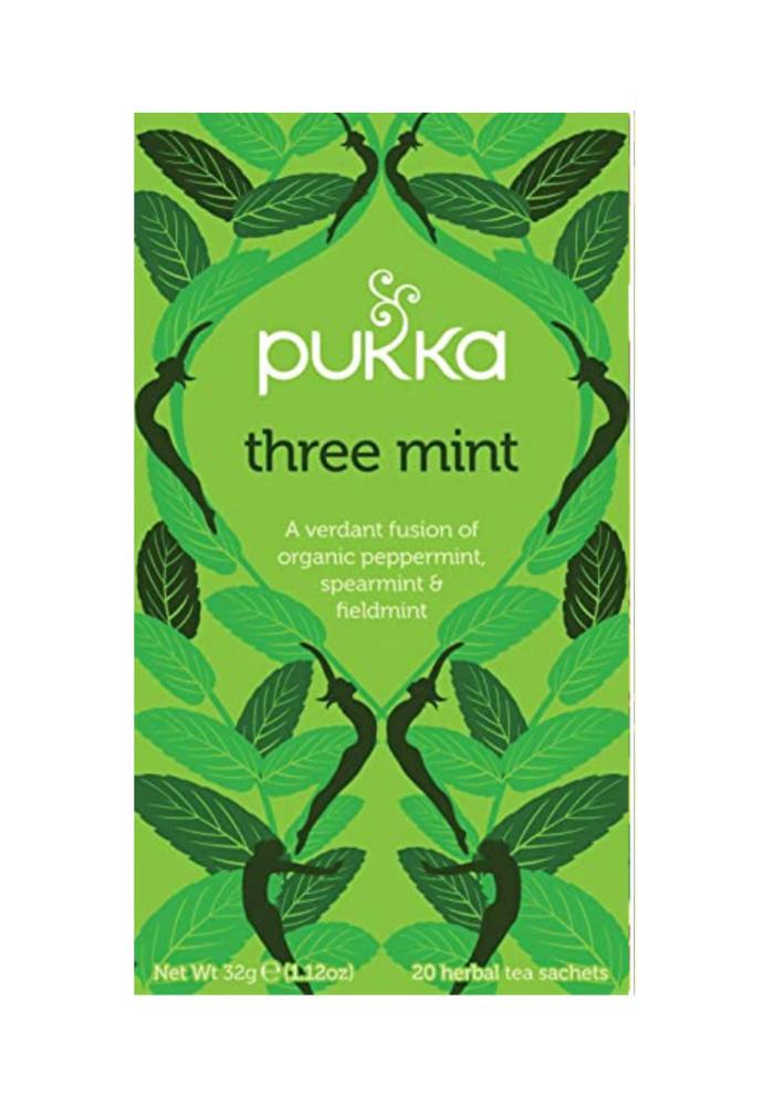 Organic Tea - Three Mint