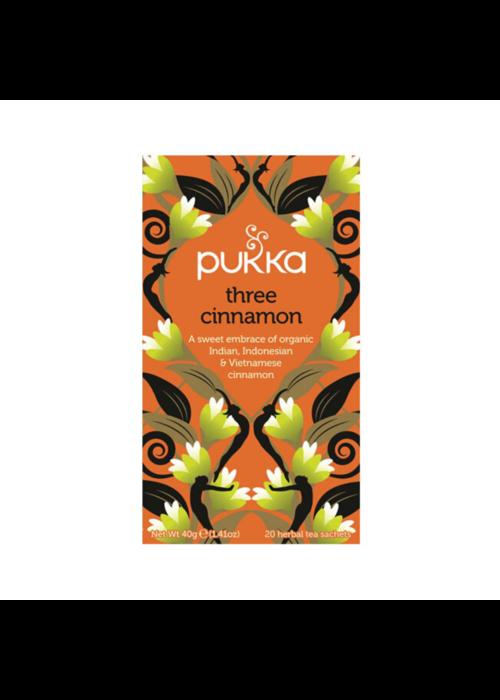 Pukka Organic Tea - Three Cinnamon