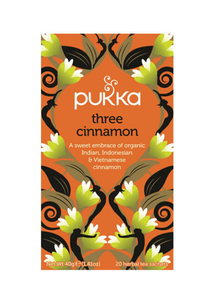 Organic Tea - Three Cinnamon