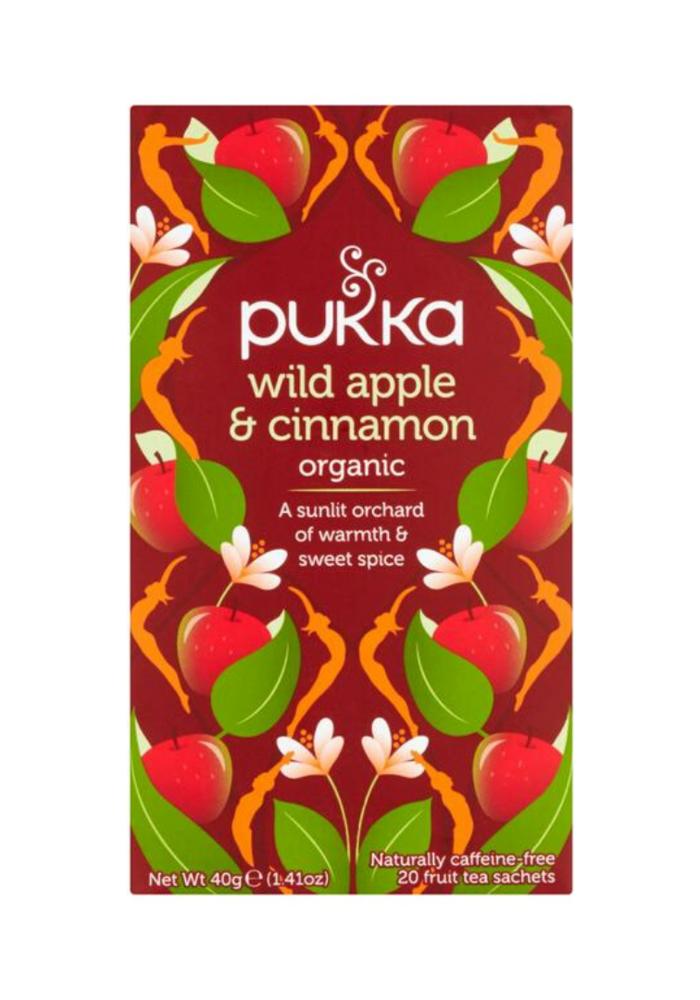 Organic Tea - Wild Apple and Cinnamon