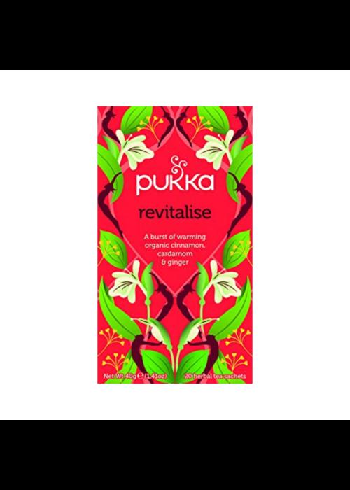 Pukka Organic Tea - Revitalise