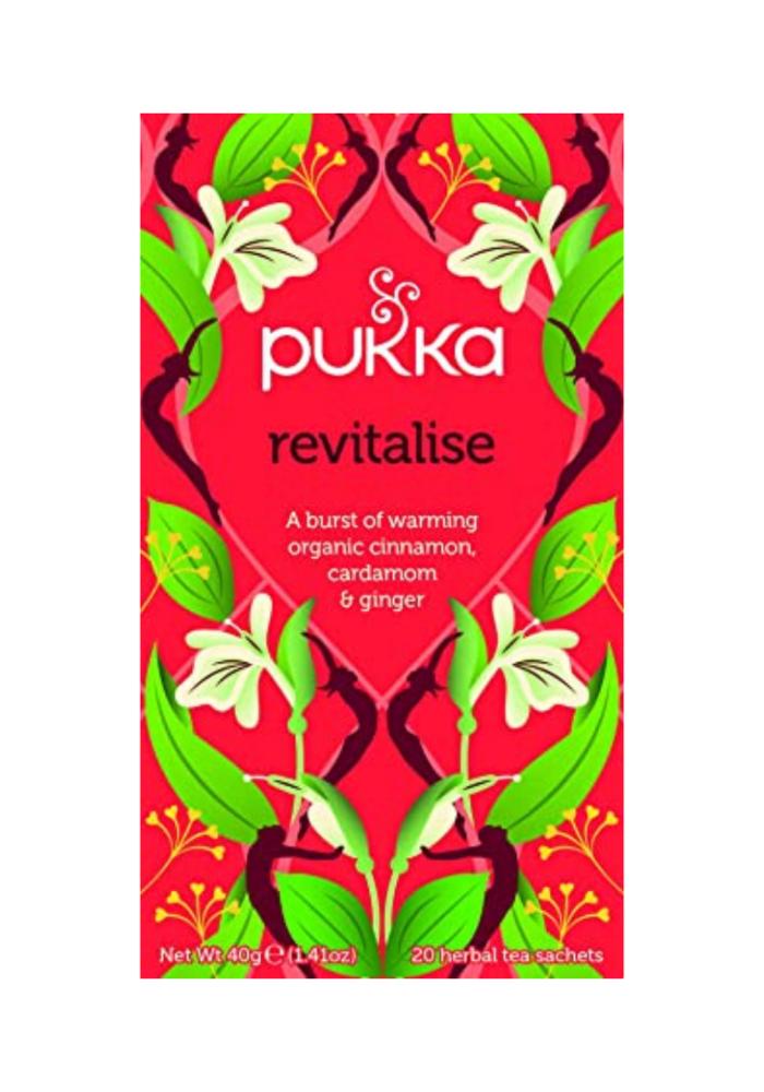 Organic Tea - Revitalise