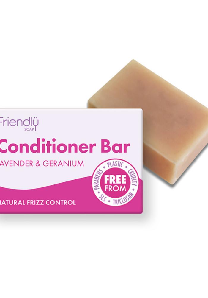 Conditioner Bar: Lavender & Geranium