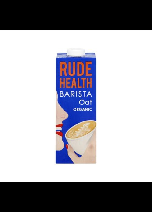 Rude Health Organic Oat Drink - Barista 1L