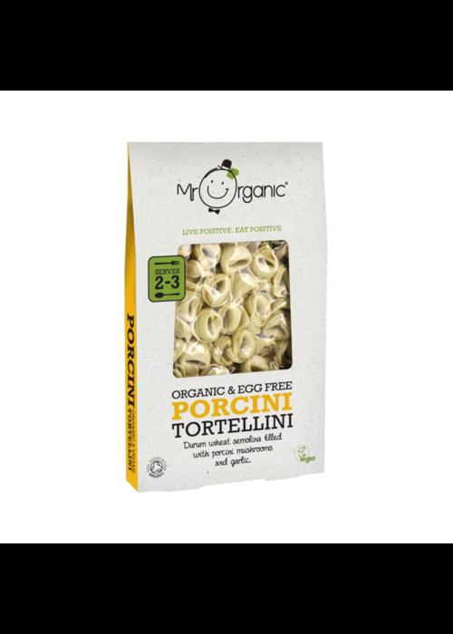 Mr Organic Tortellini: Porcini Mushroom