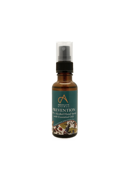 Absolute Aromas Prevention Hand and Body Spray 30ml