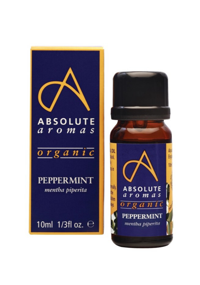 Essential Oil: Peppermint: Organic:10ml