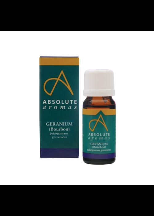 Absolute Aromas Essential Oil: Geranium (Bourbon) 10ml
