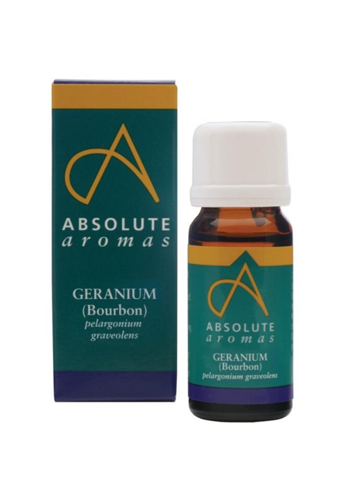 Essential Oil: Geranium (Bourbon) 10ml