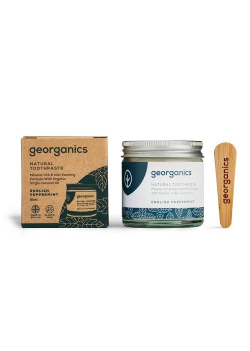 Georganics Natural Toothpaste: