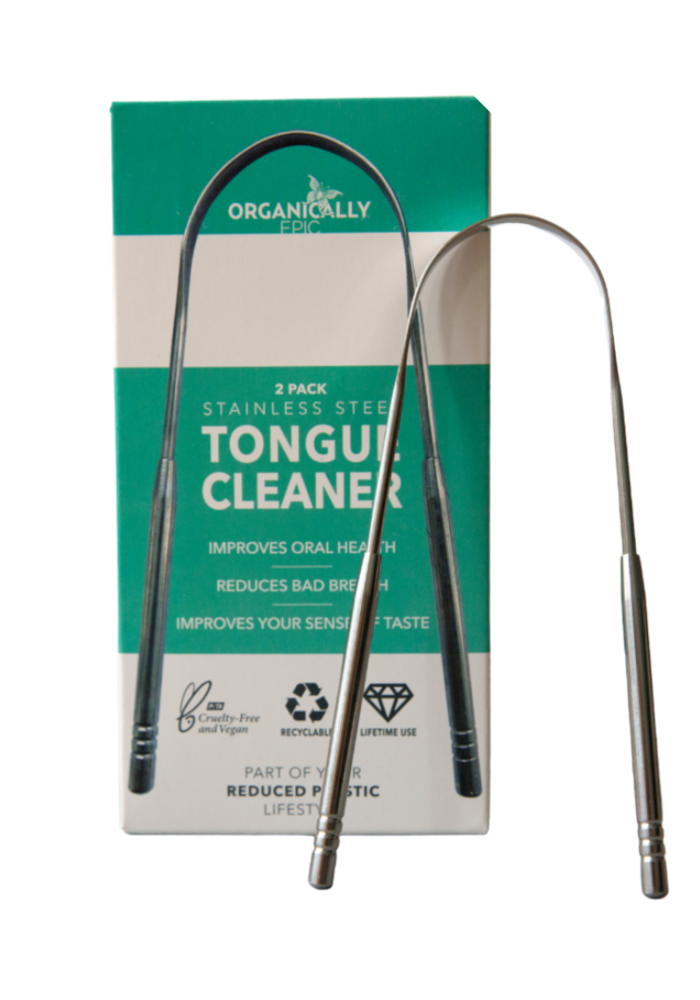 Tongue Cleaner - 2 pack