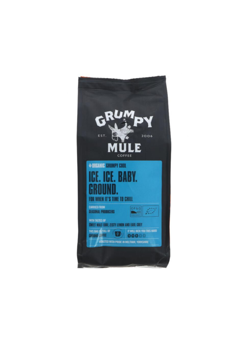 Grumpy Mule Ice Blend Ground Coffee - 227g