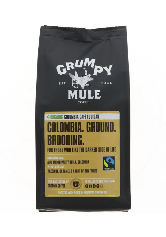 Colombia Ground Coffee: Cafe Equidad 227g