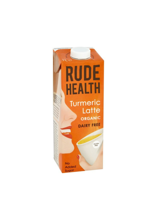 Rude Health Organic Turmeric Latte 1L