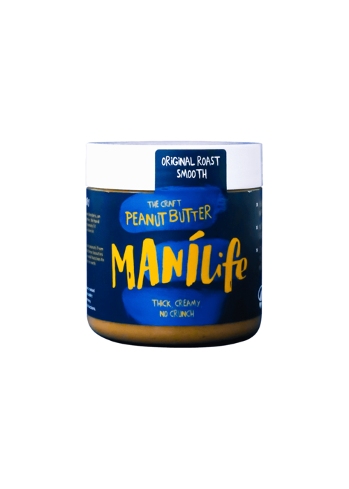 Manilife Peanut Butter: Smooth 295g