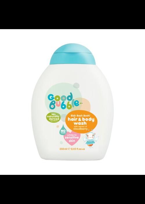 Good Bubble Hair & Body Wash - Cloudberry