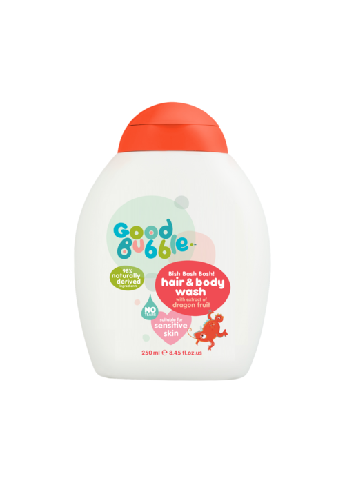 Good Bubble Hair & Body Wash - Dragon Fruit