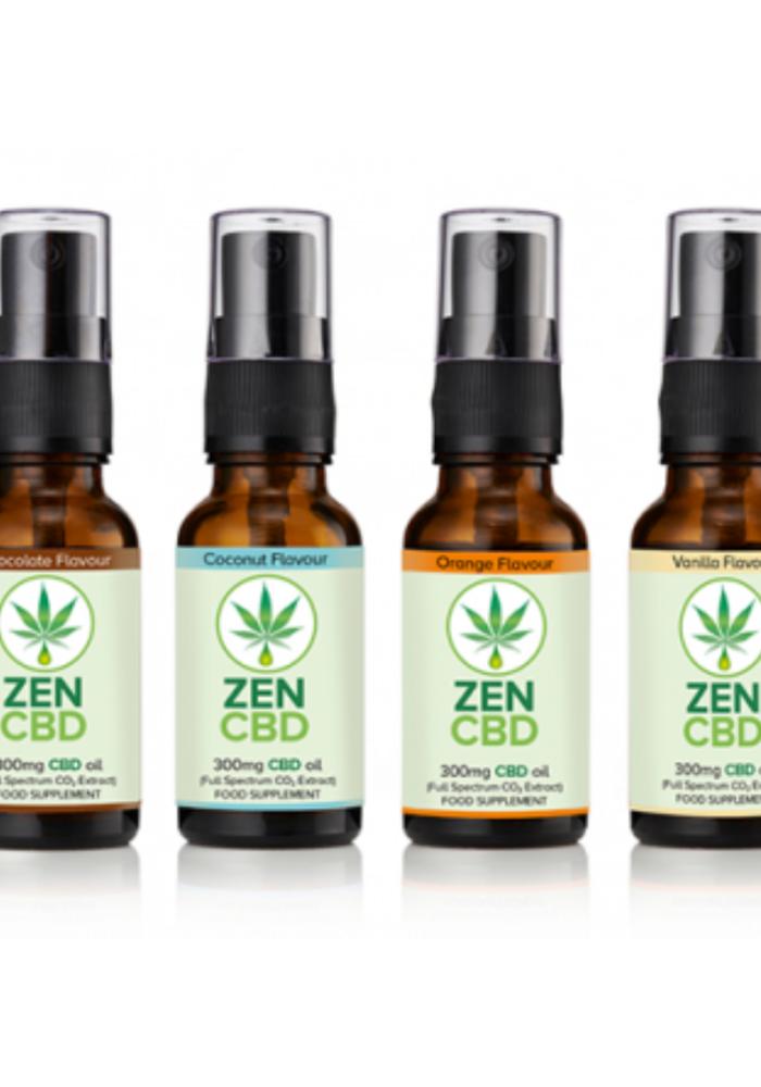 CBD Oil 3% (Organic):