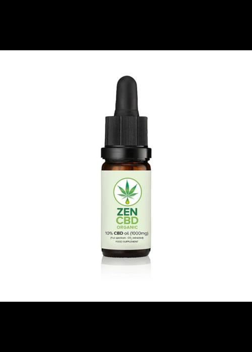 Zen CBD CBD Oil Drops 10%