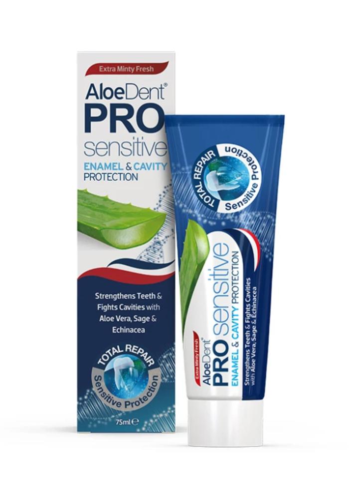 Pro Sensitive Enamel Protection Toothpaste 75ml