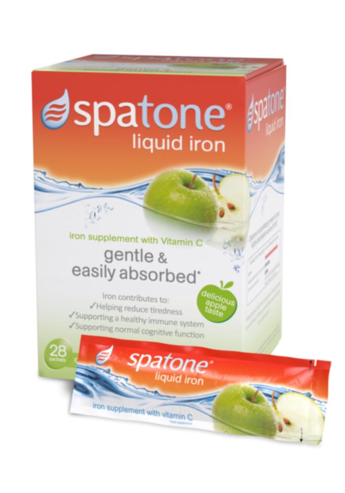 Apple Iron 28 day