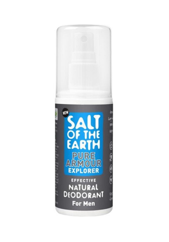 Deodorant Spray: