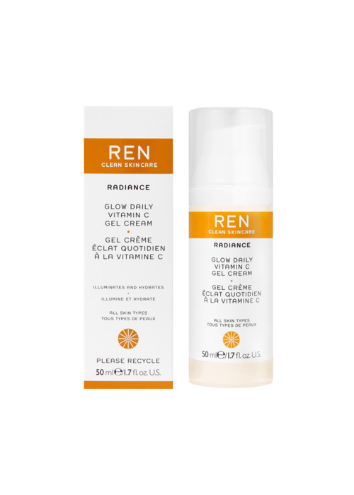REN Radiance Vitamin C Gel Cream