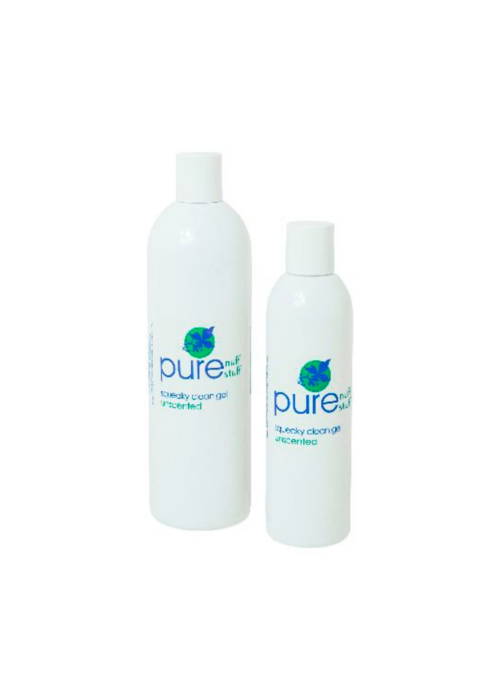 Pure Nuff Stuff Bath and Shower Gel - Cedarwood and Lemongrass